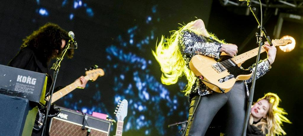 Band » Sue the Night